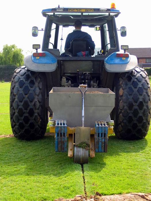 Land Drainage Contractor | Allan Collyer & Sons Ltd
